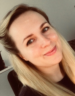 MIDS Scholarship winner Zuzanna Kowalska